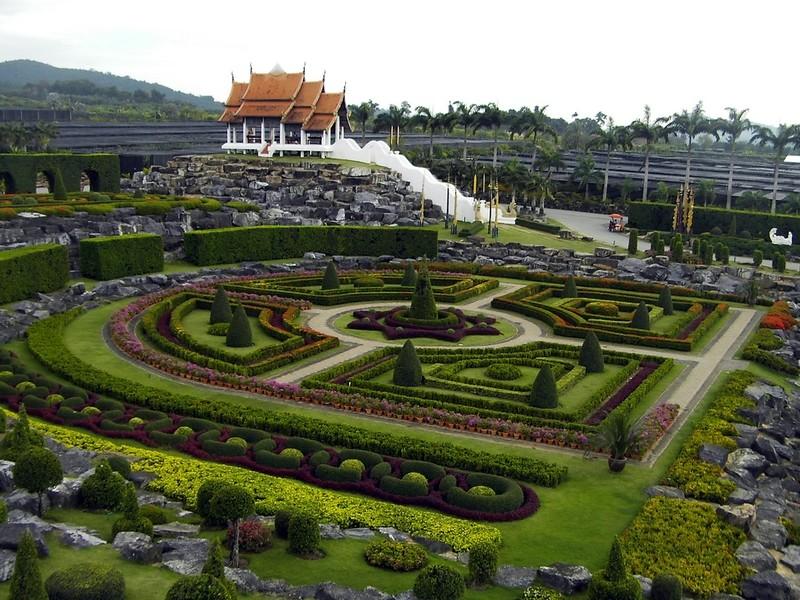 Nongnooch Garden Pattaya (Entrance + Elephant and Cultural Show + Buffet Lunch)
