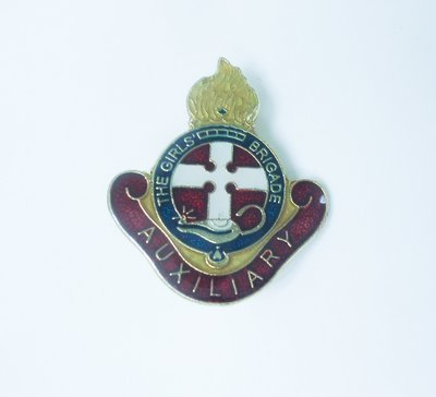 Auxiliary Worker Badge