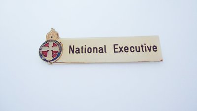 Personalised Name Badge