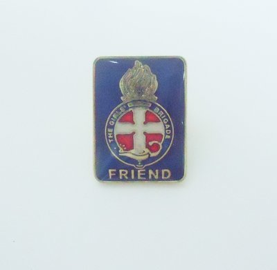 GB Friend Badge