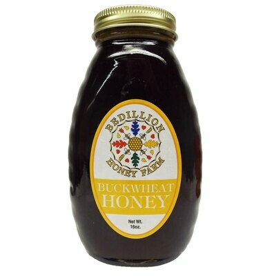 Buckwheat Honey