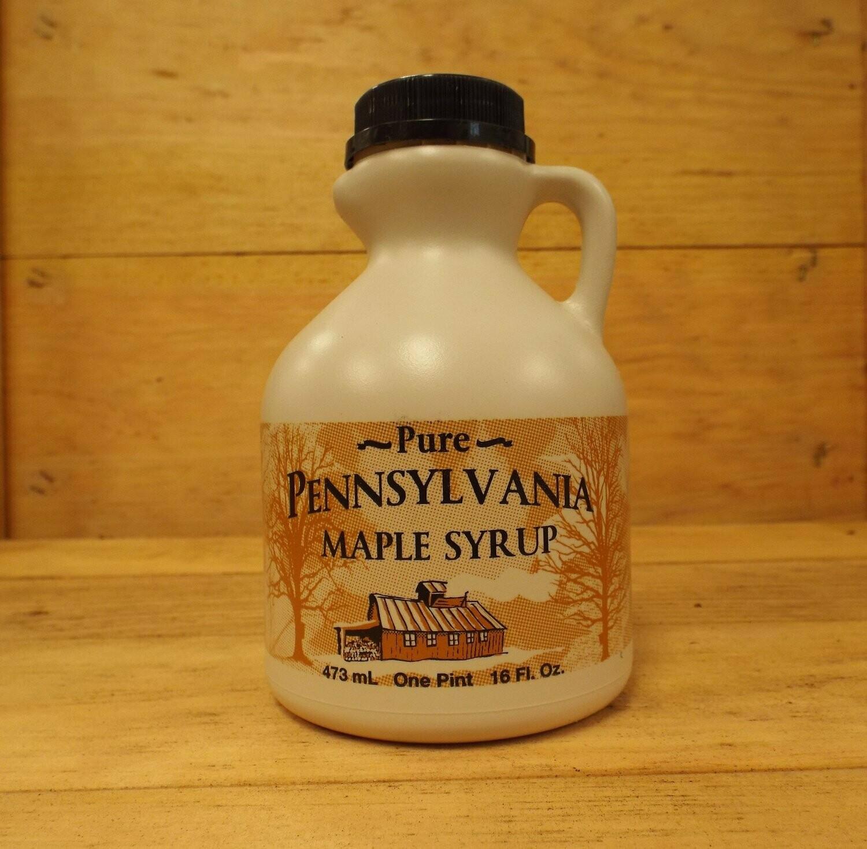 Pennsylvania Maple Syrup