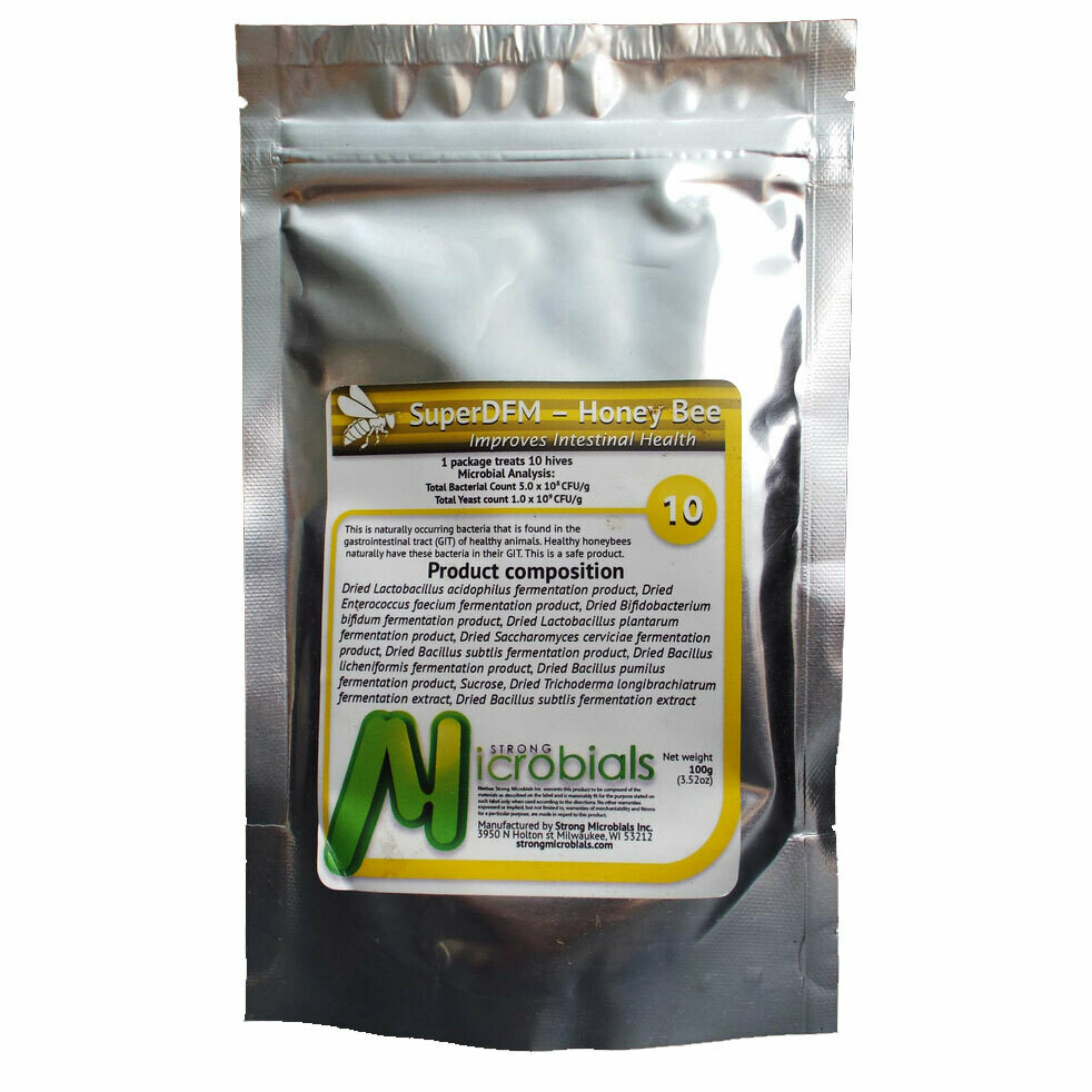 Super DFM Probiotic Supplement