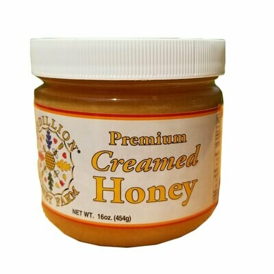 Creamed Honey 16 oz.