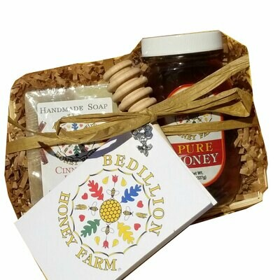 Honey Gift Basket-2 piece
