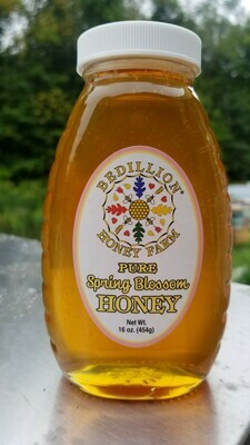 Spring Blossom Honey