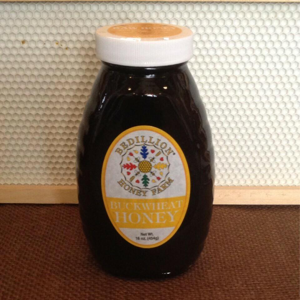 Honey, Buckwheat