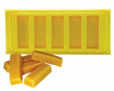 Mold (Beeswax) 5 pack of 1oz bar