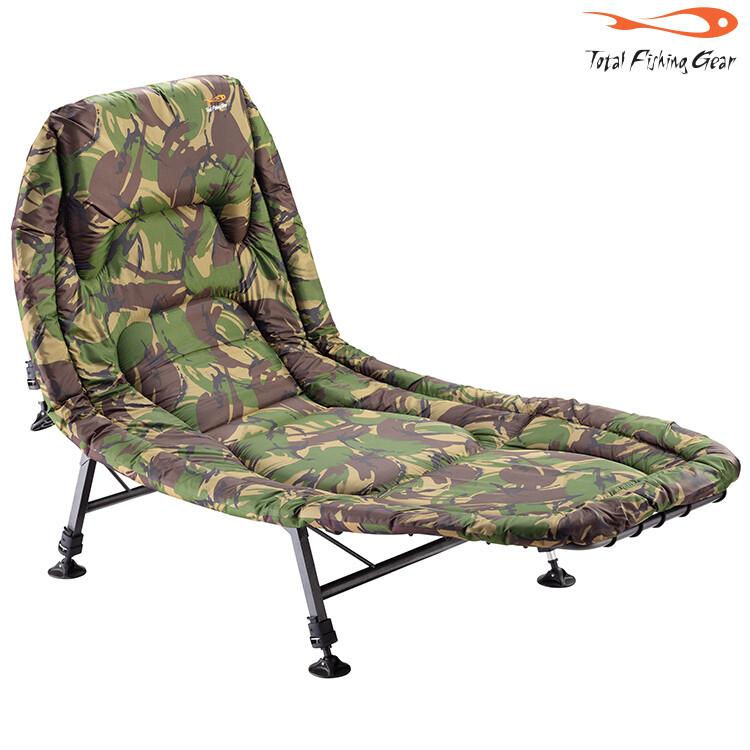 TF Gear Survivor 3 Leg Bed - Párnázott terep mintás ágy 3 pár lábbal