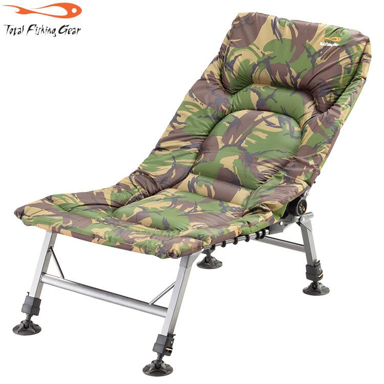 TF Gear Survivor Recliner chair - terep mintás fotel