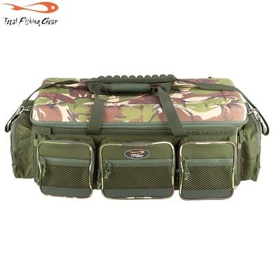 TF Gear Survivor Barrow Bag - Óriás merevített terep mintás horgász táska