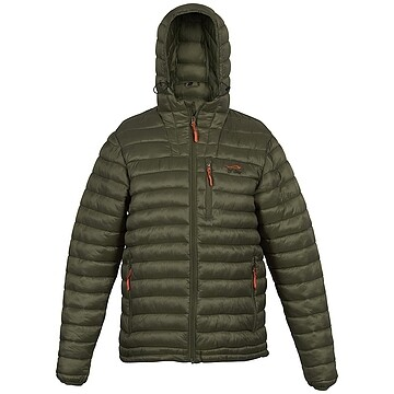 TF Gear Thermo Tex PRO PUFFA Jacket - zöld thermo kabát