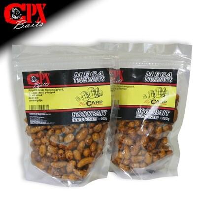 CPX Baits Főtt tigrismogyoró - MEGA 250 gramm