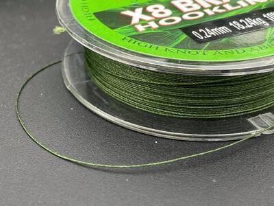 CPX X8 Braid Hooklink - 10m