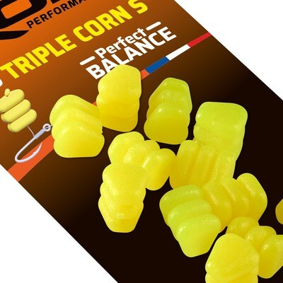 ROK Balanszírozott Tripla műkukorica S - Triple Corn S -  20 darab/blister