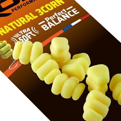 ROK Balanszírozott Tripla natúr műkukorica - Natural 3Corn Ultra Soft - 16 darab/blister