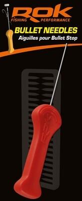 ROK BULLET Stop Needle - fűzőtű - 2 darab/csomag
