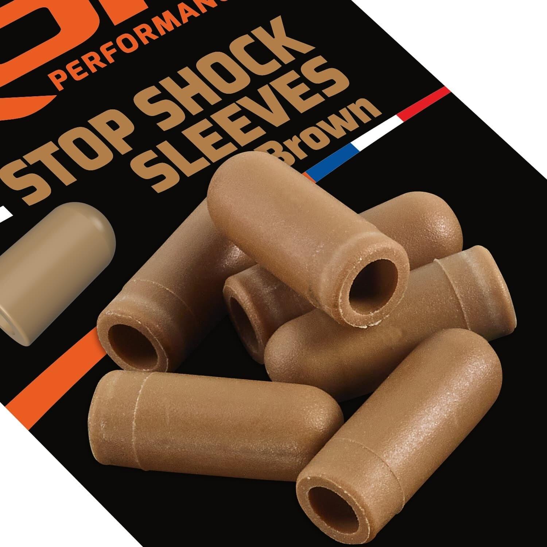 ROK STOP Shock Sleeves - forgó védő sapka - 12 darab/csomag
