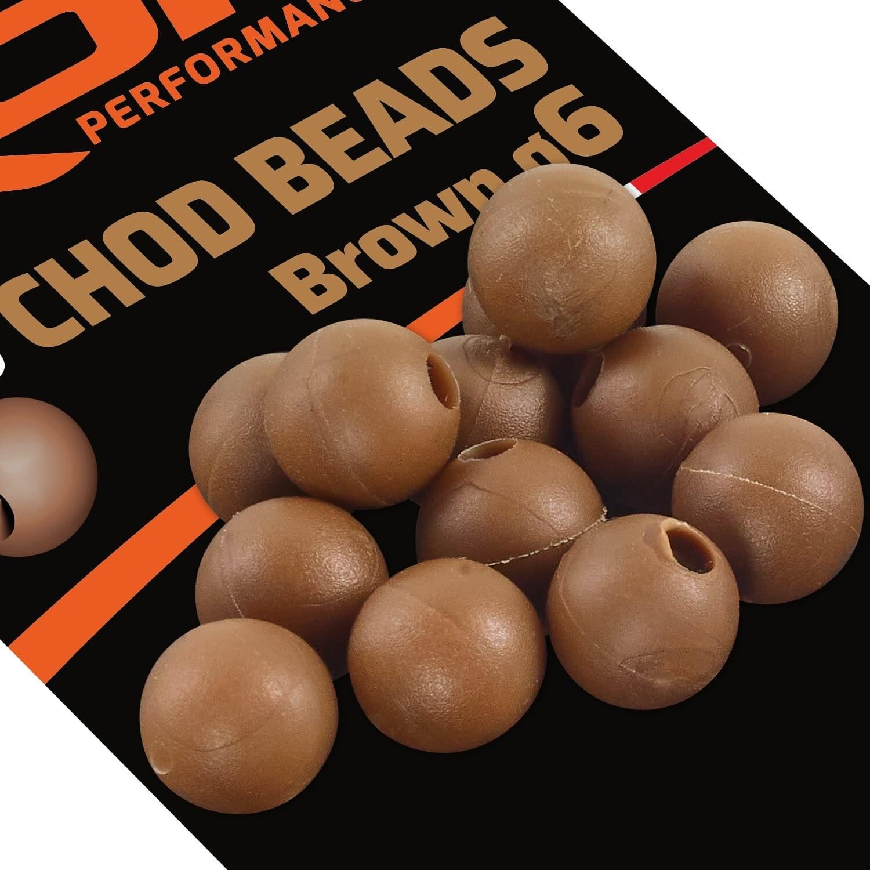 ROK CHOD Beads Ø6mm - Chod gyöngy 25db/csom