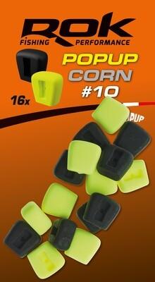 ROK Pop-up Corn 10mm - Ultra Pop-up 16 darab/csomag