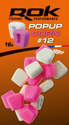 ROK Pop-up Corn 12mm - Ultra Pop-up 16 darab/csomag