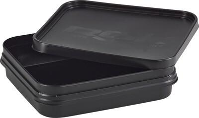 ROK Szögletes keverő edény betét puha tetővel (10 és 17 literes edényekhez) BLACK SQUARE BASIN