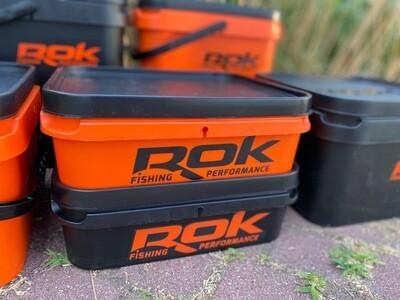 ROK 6 literes keverő edény tetővel - Square Box XL