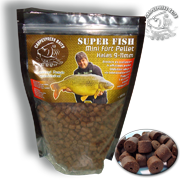 Super Fish Pellet 800g Fúrt - Mini