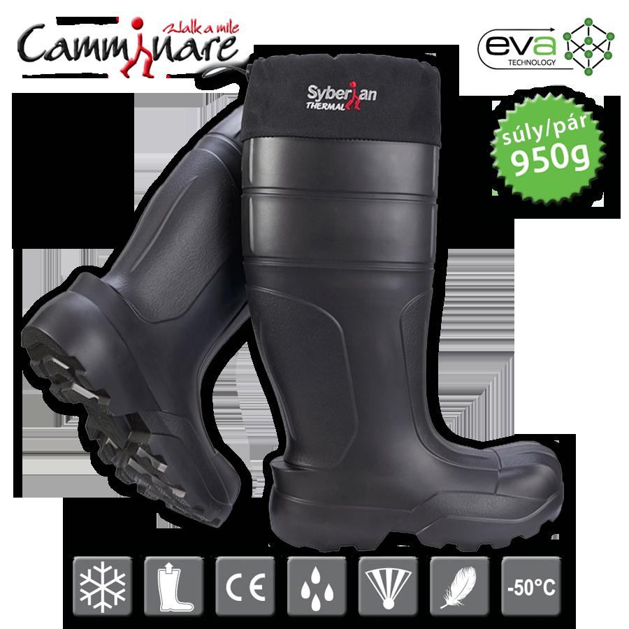 Camminare Syberian Thermal Boots - csizma -50 Celsius