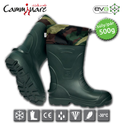 Camminare Voyager Camo Boots - csizma -30 Celsius