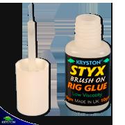 Kryston STYX Rig Glue - Szerelék és csomó rögzítõ ragasztó - 10gr