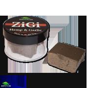 Kryston ZIGI Hemp & Garlic - formázható horogcsali (kender és fokhagyma)