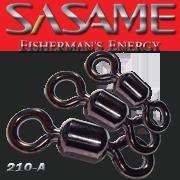 SASAME Extra erõs hordós forgó - Black