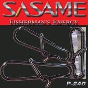 SASAME Kapocs (önmagát erõsítõ) - Black Nickel