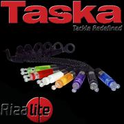 TASKA Carp - Rizalite Ball Chain Ball Clip Set White