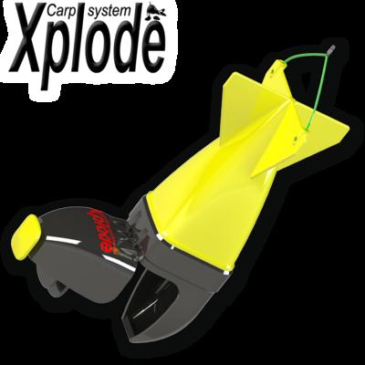 Xplode etetõ rakéta
