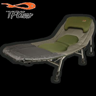 TF Gear Hardcore - 3 Leg Bed - Párnázott ágy 3 pár lábbal