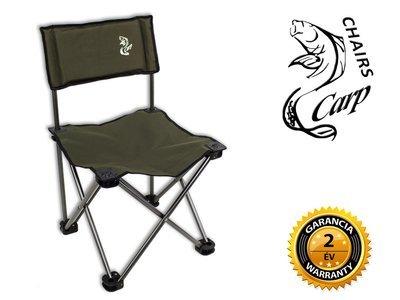 Carp KW2 horgász szék - zöld