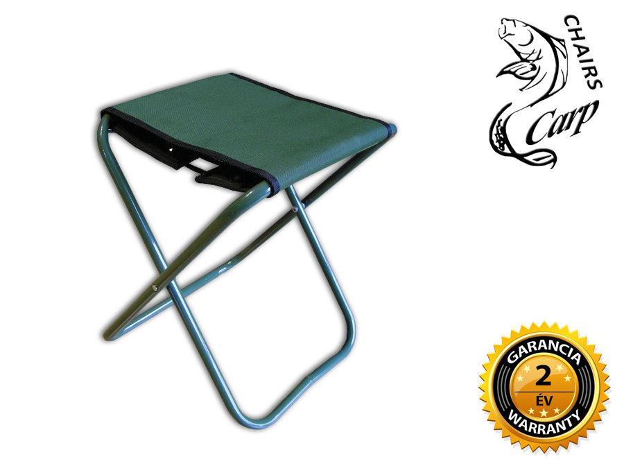 Carp WP5 BO Tábori szék - Terep, zöld