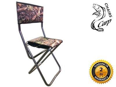 Carp WP5 ZO - Tábori szék háttámlával