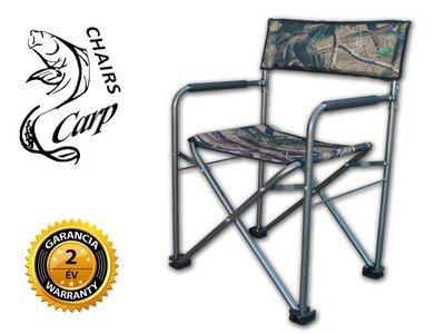 Carp F6 Karfás horgász rendezõi szék - hardwoods terep