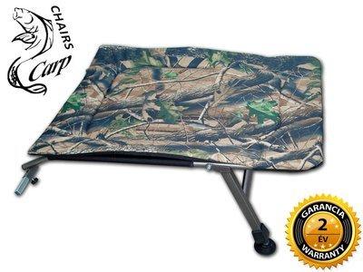 Carp POD Lábtartó karfás horgász fotelhez - hardwoods terep