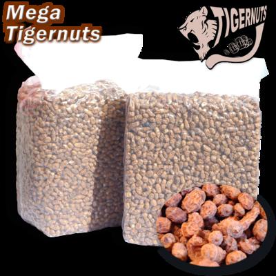 Tigrismogyoró Zsugorfóliás MEGA BARNA - 5kg (15-30mm)