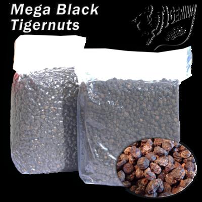 Tigrismogyoró Zsugorfóliás Fekete XXL - 12,5kg (14-24mm)