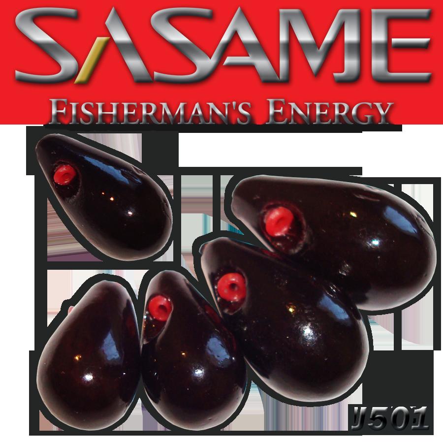 SASAME Beans Sinkers betétes ólomsúly offset horoghoz - Black
