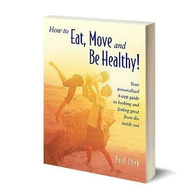 Eat Move & Be Healthy