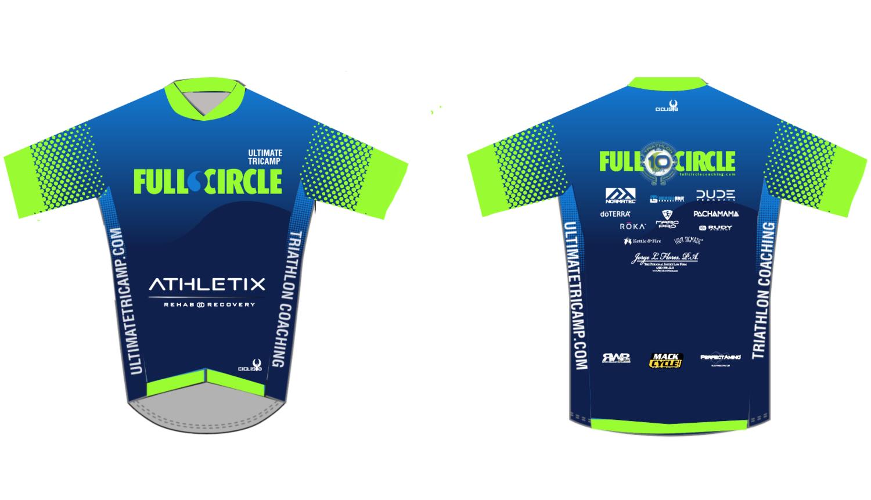 2020 UTC Cycling Jersey