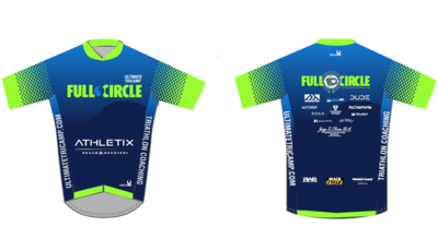 2020 UTC Cycling Jersey