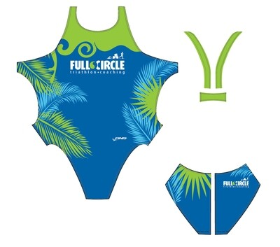 1 Piece Swim Suit by FINIS Ladies