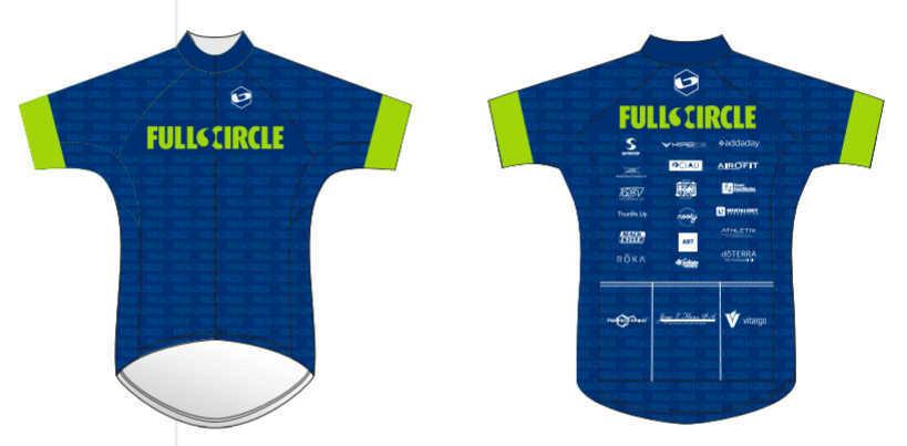 2021 Cycling Jersey